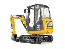 Cat Mini Excavators