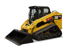 Cat Compact Track & Multi Terrain Loaders