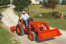 Kubota B Series Tractors