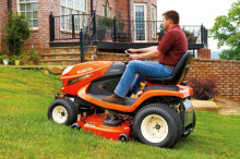 Kubota GR Series Mowers