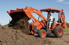 Kubota L Series Tractors