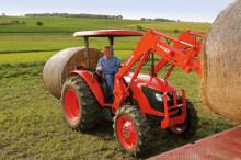 Kubota M Series Tractors
