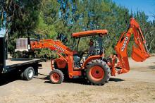 Kubota TLB Series Tractors