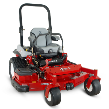 Exmark X-Series Rear Discharge Mowers
